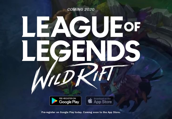 League Of Legends Mobile Release Date For Android And Ios Update